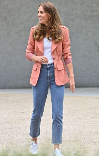 Kate Middleton Just Wore an Amazing Pair of Jeans-and They're & Other Stories