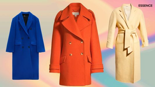 7 Rainbow-Colored Coats To Sigh For
