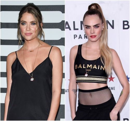 Ashley Benson Reveals Why Girlfriend Cara Delevingne Is MIA on Her Birthday Amid Split Rumors