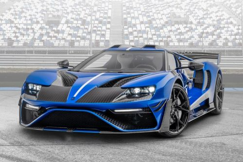 Mansory's Insane 700 HP Widebody Le MANSORY Ford GT Is Here