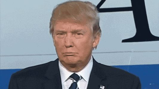 Donald Trump has a v interesting way of pronouncing Louis Vuitton