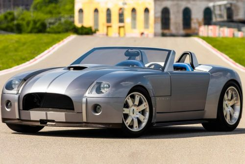 """1-of-1 Ford Shelby Cobra Concept """"Daisy"""" Is Heading to Auction"""