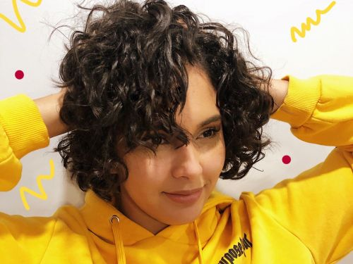 So Your Curls Were Ruined By Heat Damage - Here's How To Get The Bounce Back