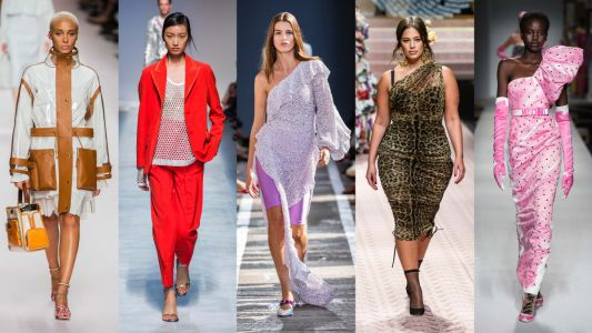 The Top 7 Trends From Milan Fashion Week Spring 2019