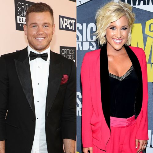 Colton Underwood Addresses Savannah Chrisley Dating Speculation: 'I Was Sort of in a Funk'