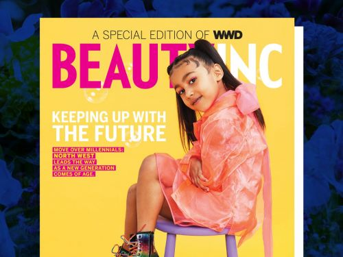 North West, Queen Of The Alphas, Wears Pink Eyeliner For Her Solo Cover Moment
