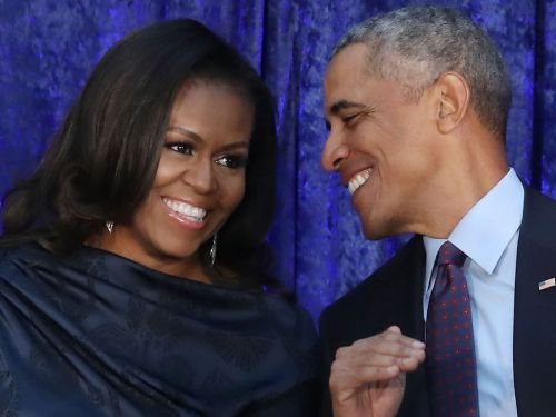 The Obamas Shared Their Summer Playlist - & Turns Out They're Getting Loose