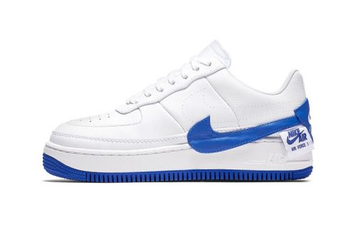 "Nike Air Force 1 Jester Drops It All in ""Royal"" Colorway"