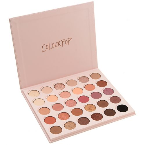 ColourPop Bare Necessities Eyeshadow Palette Review & Swatches