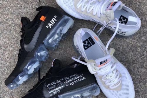The New Off-White™ x Nike Air VaporMax Colorways Are Dropping Very Soon