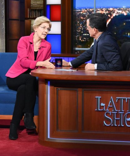 "Elizabeth Warren Playing ""Name That Billionaire"" Is The Best Thing You'll See This Week"