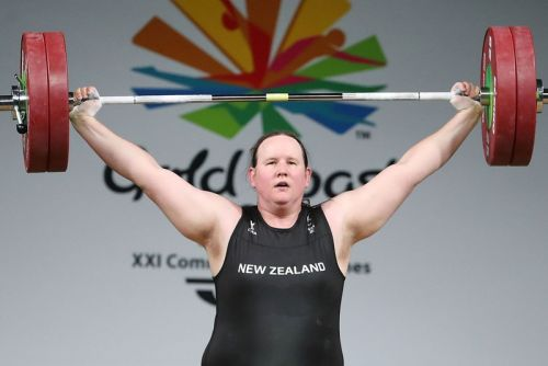 Weightlifter Laurel Hubbard Will Be the First Transgender Athlete To Compete at the Olympics