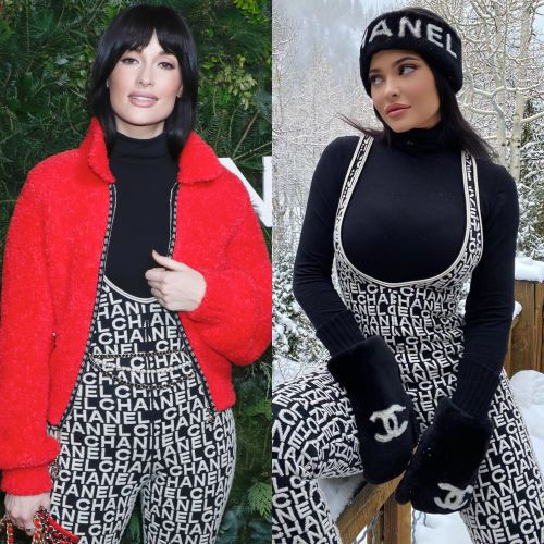 Fashion Twins! Kacey Musgraves Rocks the Same Chanel Jumpsuit as Kylie Jenner