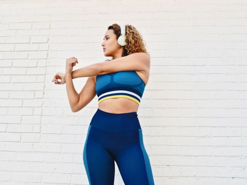 Workout Apparel So Chic You'll Want to Jump-Start Your New Year's Resolution