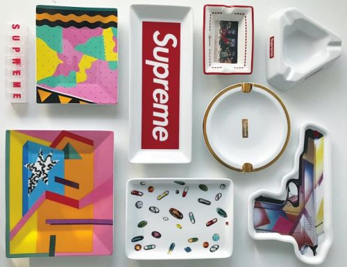 In Hypebeast Homes, Supreme Accessories Are the Hot Decor Trend