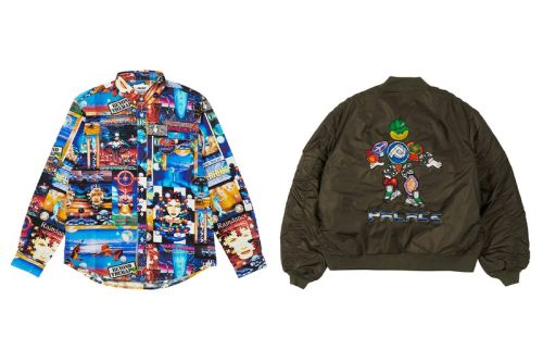 """Palace Taps Rave Artist """"Pez"""" For Unique Dance-Inspired Capsule"""