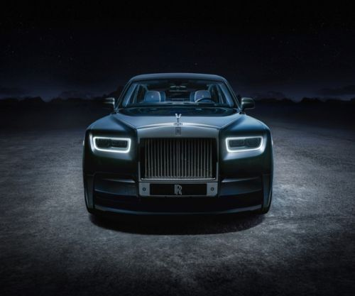 Rolls-Royce New Limited Tempus Collection Phantom