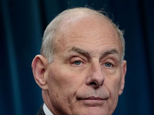John Kelly Will Depart As Chief Of Staff, Trump Tells Reporters