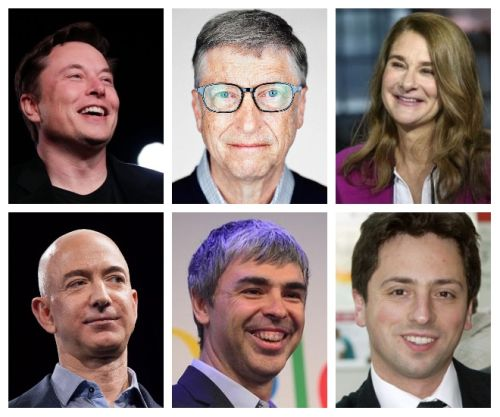 The Forbes 400 2021 List Is Out Now