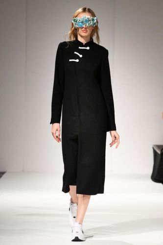 APUJAN and The Cloud-Making Factory at London Fashion Week