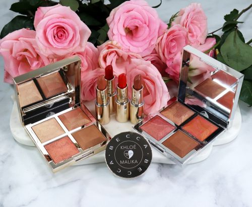 BECCA BFFs Khloe and Malika Collection Review and Swatches