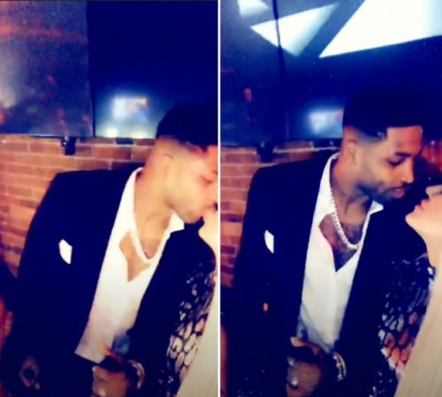 Apparently, Khloé Kardashian Has Forgiven Tristan Thompson-Girl, We Could Never