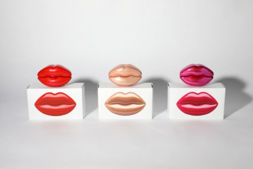 Kylie Jenner by KKW Fragrance Comes in the Cutest Lip Shape