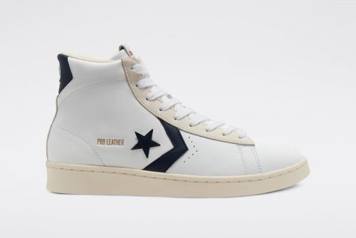 """Converse Pro Leather """"Raise Your Game"""" Pack Celebrates International Basketball"""