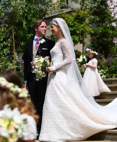 See What Everyone Wore to the Latest Royal Wedding-Including an H&M Dress!