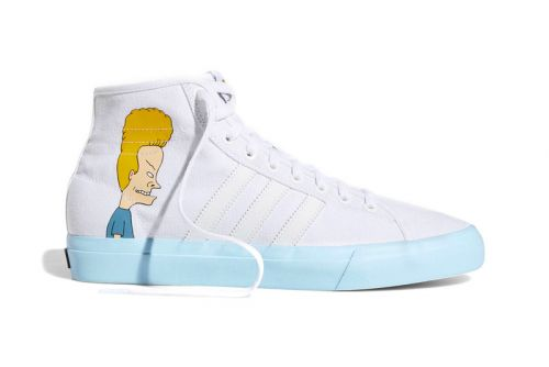 'Beavis and Butt-Head' Gets Immortalized on adidas' Matchcourt Hi