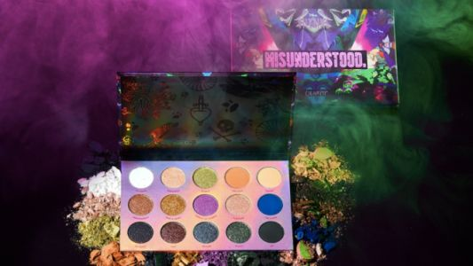 ColourPop Is Heading to the Dark Side With Its Latest Disney Collab