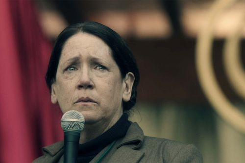 How Ann Dowd finds the humanity in 'Handmaids Tale' villain Lydia