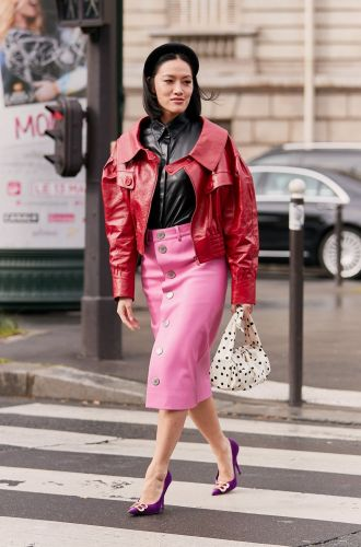 7 Controversial Color Combinations Fashion People Are Wearing in 2019