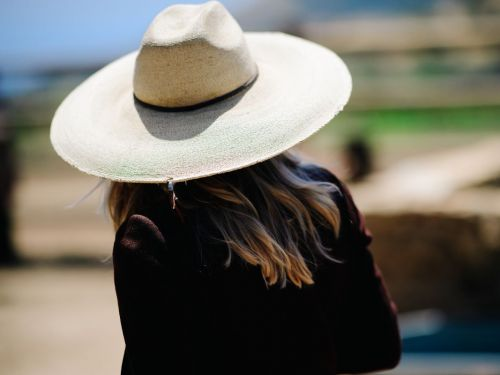 The Chicest Straw Hats