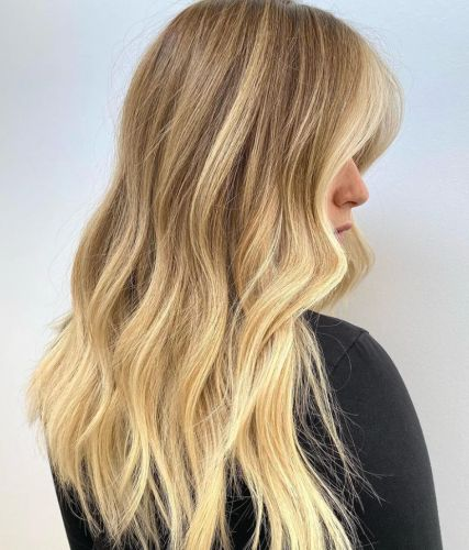 Butter Blond Is The Shade You'll Be Seeing Everywhere This Season