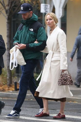 I Predict Jennifer Lawrence's Designer Flats Will Be Everywhere By 2020