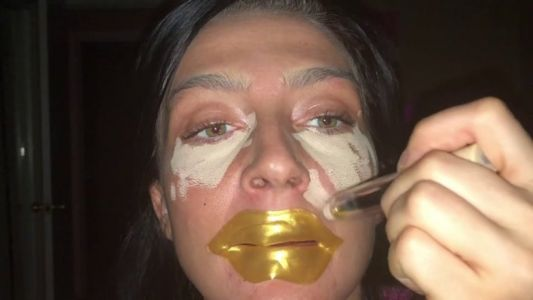 Brandi TV is the YouTuber making beauty tutorials whilst high on edibles