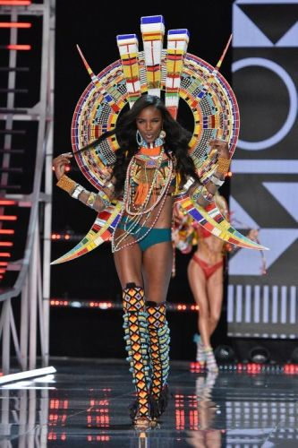 Meet the 16 Black Models Walking in the Victoria's Secret