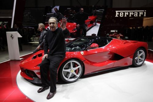 Ferrari Plans to Build the First Electric Supercar