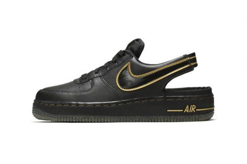 Nike Drops a Slingback Version of the Air Force 1