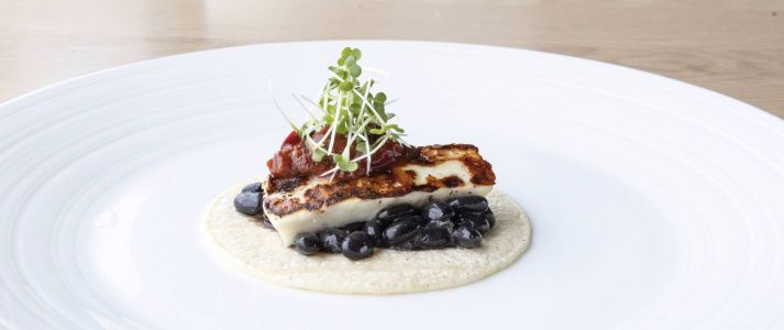 Weekly Recipe: Grilled Halloumi Tacos by K Pasa