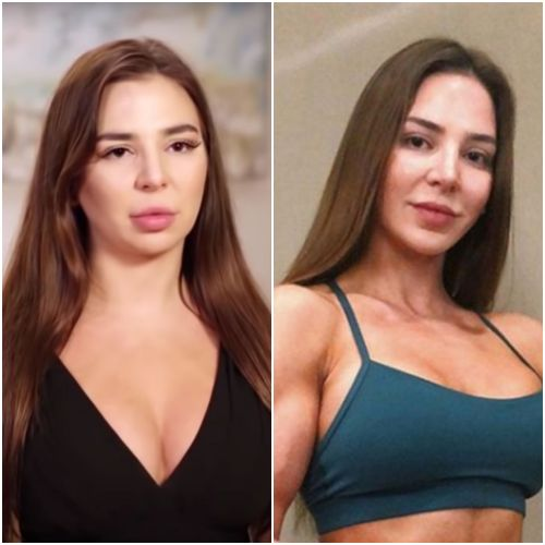 '90 Day Fiance' Star Anfisa Has Changed *So Much* Over the Years - Check Out Her Fitness Journey