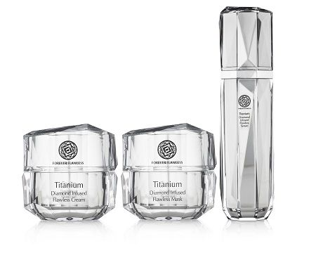 Forever Flawless - Diamond Infused Skincare