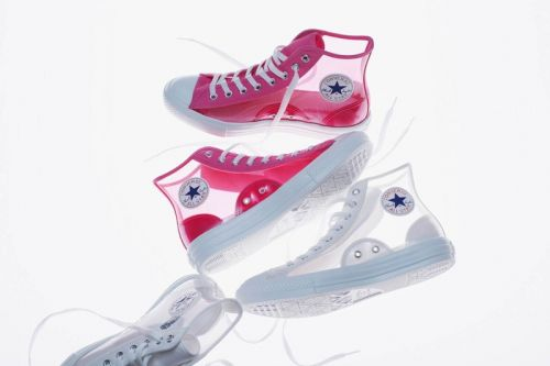 Converse Japan Introduces See-Through Chuck Taylor All-Stars