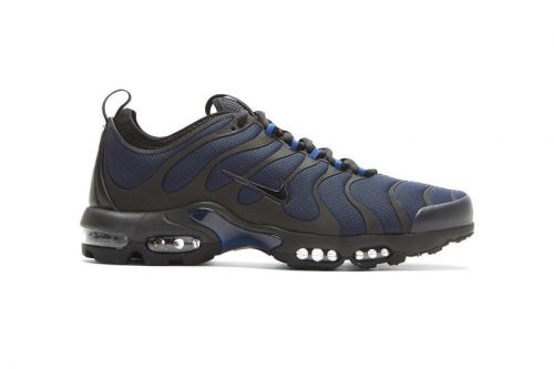Nike Adorns the Air Max Plus TN Ultra in Black & Navy