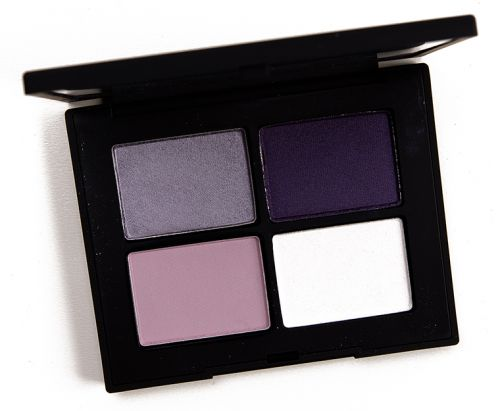 NARS Pulp Fiction Eyeshadow Quad Review & Swatches