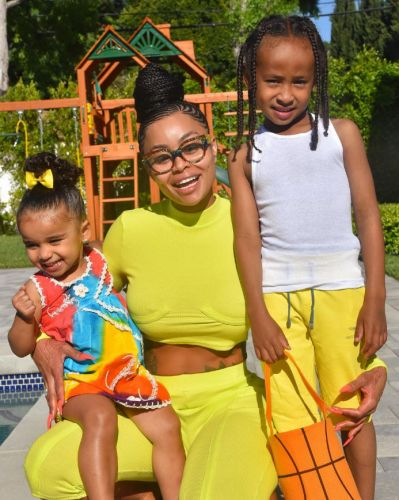Blac Chyna Reveals Her Son King Cairo Is 'Really Into' Computers: 'He's a Tech Type of Kid'