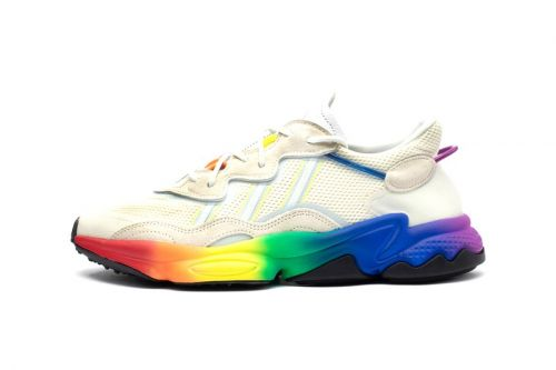 """The adidas Ozweego Receives a """"Pride"""" Revamp"""