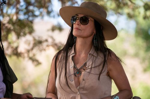Demi Moore can't land a joke in 'Corporate Animals'