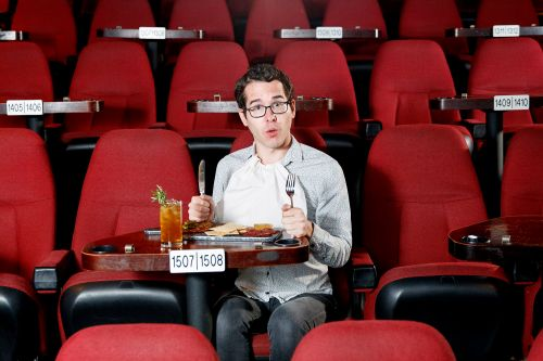 Ditch the popcorn for luxe dining at these NYC movie theaters
